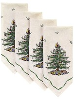 "Avanti Spode Na-Packins Ivory - Set of 4 - (20""x20"")"