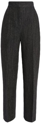 MARK KENLY DOMINO TAN Tailored Petra Trousers