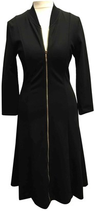Allude Black Cotton - elasthane Dress for Women