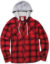 Element Men's Turner Hooded Shirt