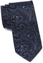 Ben Sherman Orlando Paisley Tie