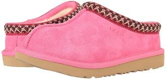 UGG Tasman II (Toddler/Little Kid/Big Kid) (Pink Azalea) Girls Shoes