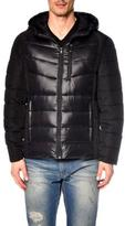 Claiborne Mens Puffy Jacket