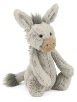 Jellycat Infant 'Bashful Donkey' Stuffed Animal