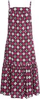 Laura Urbinati Printed Cotton Sun Dress