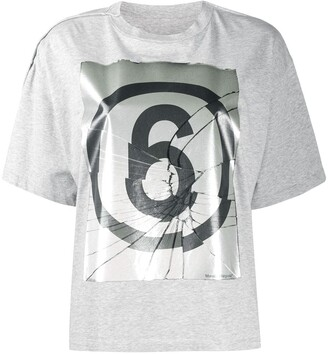 MM6 MAISON MARGIELA 6-print T-shirt