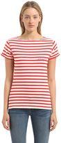 Amazing Striped Jersey T-Shirt