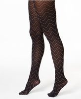 Pretty Polly Chevron Tights PNAUJ4