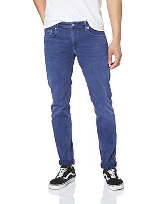 Pepe Jeans Men's Stanley Trouser, (Dark Khaki Green 785), W36/L32