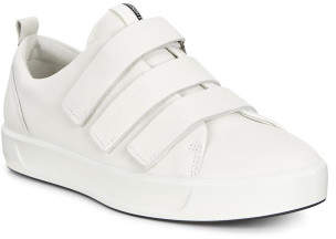 Ecco Soft 8 Ladies White Trenro