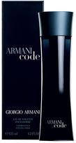 Giorgio Armani Code 4.2-Oz. Eau de Toilette - Men