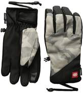 686 Ruckus Pipe Gloves Extreme Cold Weather Gloves