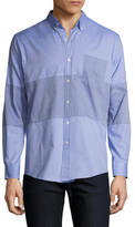 Timo Weiland Marco Middle Stripe Sportshirt