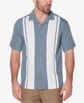 Cubavera Striped Panel Shirt