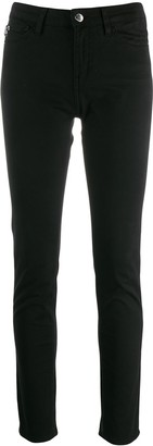 Love Moschino slim-fit tapered jeans