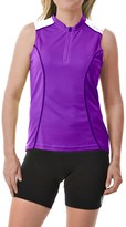 Canari Essentials Cycling Jersey - Sleeveless (For Women)