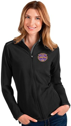 Antigua Women's LSU Tigers 2019 National Champions Glacier Pullover