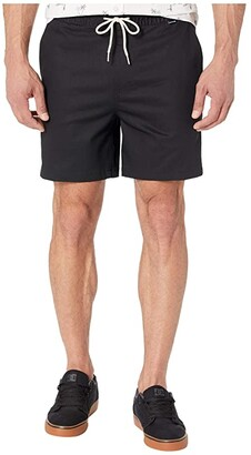 Hurley 17 One Only Stretch Volley (Black) Men's Swimwear