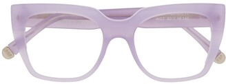 RetroSuperFuture Numero 76 square frame glasses