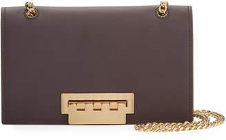 Zac Posen Earthette Small Leather Chain Shoulder Bag