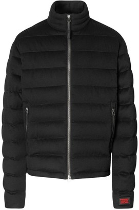 Burberry Cashmere Lightweight Puffer Jacket