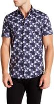 Calibrate Trim Fit Short Sleeve Sport Shirt