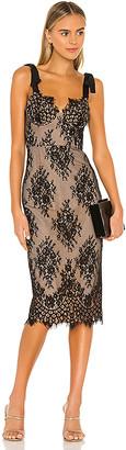 NBD Lara Midi Dress