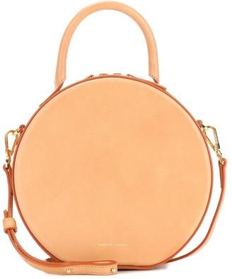 Mansur Gavriel Circle leather crossbody bag
