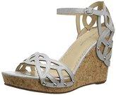 Adrienne Vittadini Footwear Women's Chavi Wedge Sandal