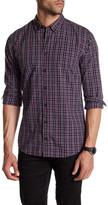 HUGO BOSS Edipoe Plaid Regular Fit Shirt