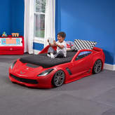 Step2 Corvette Twin Toddler Car Bed