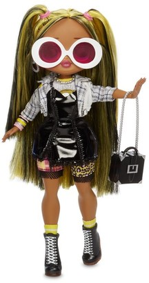 L.O.L. Surprise! L.O.L. Surprise O.M.G. Alt Grrrl Fashion Doll with 20 Surprises