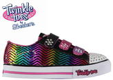 Skechers Twinkle Toes Trainers Childrens