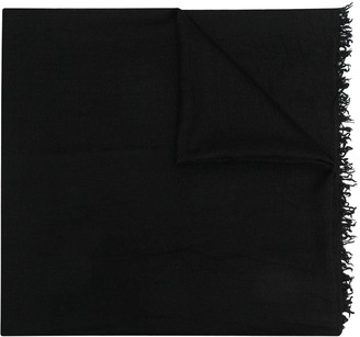 Faliero Sarti Dianetta cashmere-silk blend scarf
