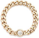Chicco Zoe Diamond Curb Chain Ring