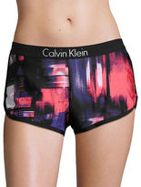 Calvin Klein Printed Board Shorts