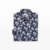 Club Monaco Slim Paisley Shirt