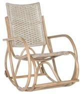 Safavieh Bali Rocking Chair - Antique - Grey