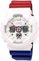 Casio Men's G-Shock GA120TRM-7A Rubber Quartz Watch