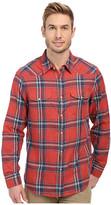 Lucky Brand Doubleweave Santa Fe Western Shirt