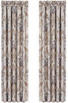 JCPenney QUEEN STREET Queen Street Serena 2-Pack Curtain Panels