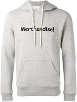 Soulland Merch hoodie - men - Cotton/Polyester - S