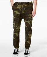 American Rag Men's Camo-Print Jogger Pants, Only at Macy's