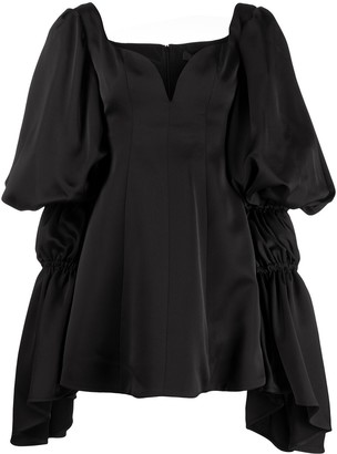 Ellery Flared Mini Dress