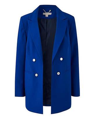 Jdw Mix and Match Blue Edge to Edge Blazer
