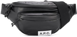 A.P.C. Multi-Pocket Belt Bag