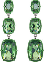 Swarovski by Rosie Assoulin, Jewel-y McHue-y Chandelier Pierced Earrings