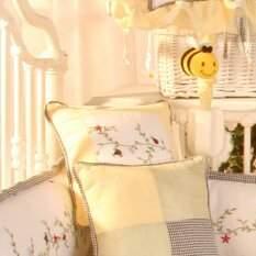 Brandee Danielle Be Be Bugs Decorator Throw Pillow