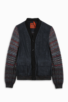 Missoni Suede Jacket