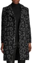 Sandro Miline Welt Pocket Coat